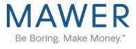 Mawer Logo