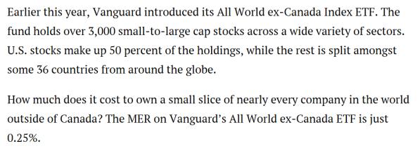 robb vanguard all world description