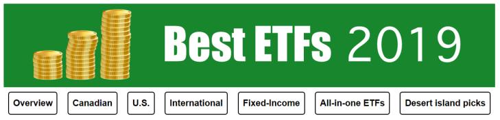 Best ETFs MoneySense